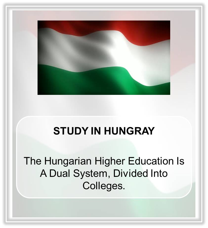 STUDY IN HUNGRAY